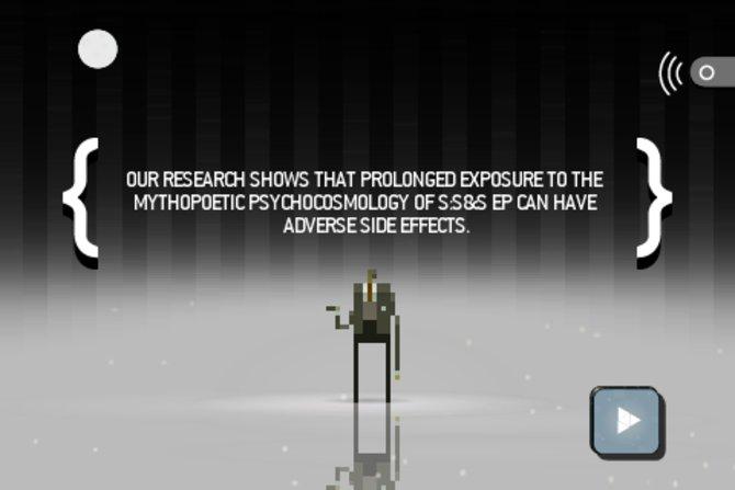 Den Entwicklern ist die fremdartige Atmosphäre sehr wohl bewusst.