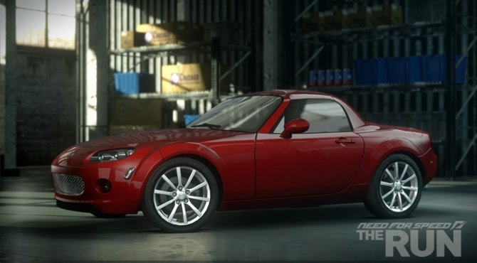Der Mazda MX-5