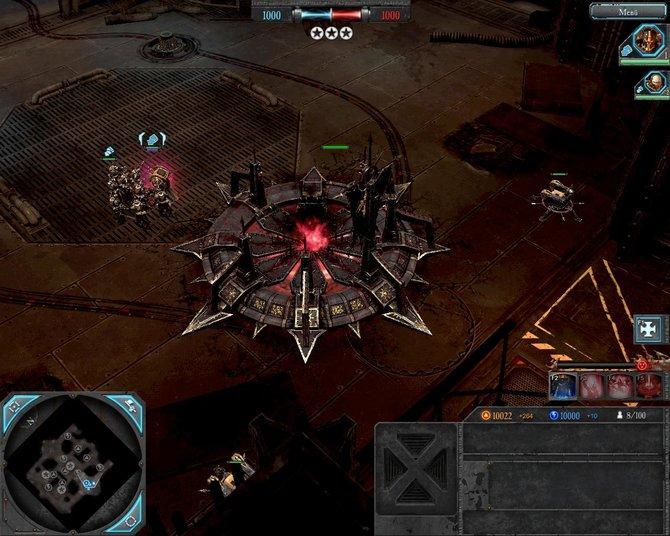 Die Multiplayer-Schlacht beginnt mit eurem Helden und einem Kampftrupp.