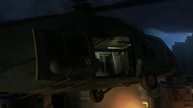 Der Umbrella Security Service schickt eine Elitetruppe nach Raccoon City.