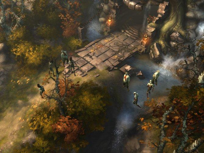 Diablo 3 kommt mit fast niedlicher Comic-Grafik