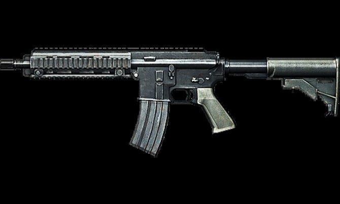 Sturmsoldat: M416