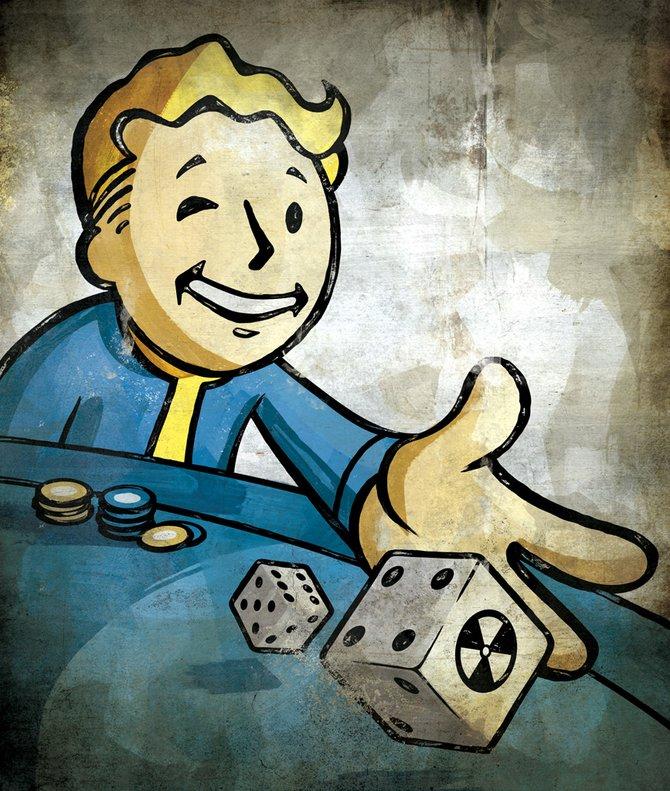 Fallout in Las Vegas!