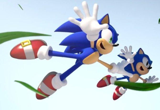 Auf dem Sprung in ein neues Abenteuer: Sonic Generations vereint alte und neue Elemente.