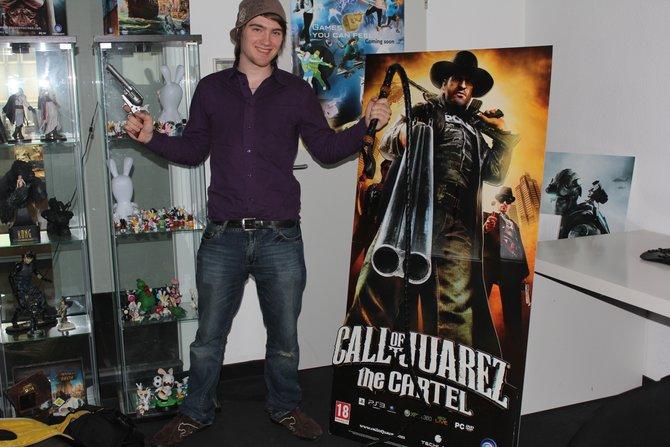 David Dieckmann war bei Ubisoft und hat The Cartell für euch angespielt.