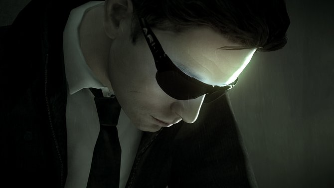 Neo aus Matrix? Keineswegs sondern FBI-Agent Norman Jayden