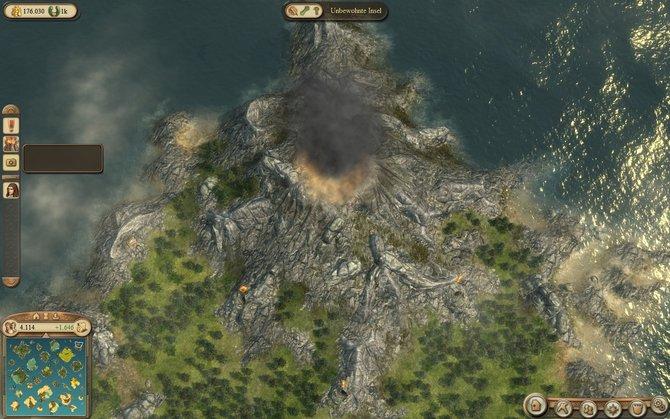 Eine Vulkanexplosion in Bildern.