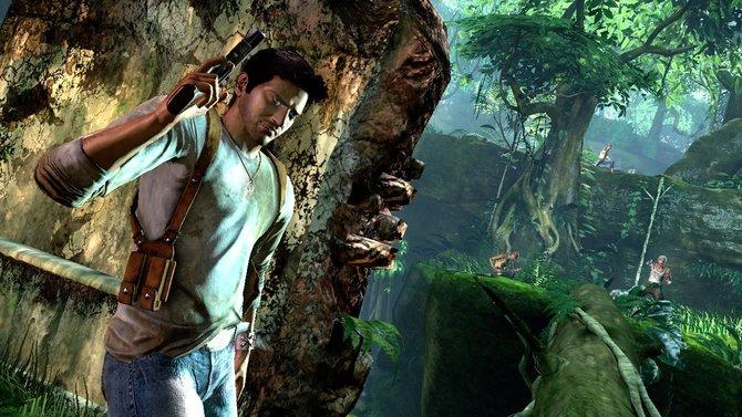 Der erste Auftritt von Nathan Drake in der Spielewelt - beeindruckend!