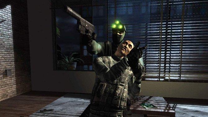 Splinter Cell Trilogy HD vereint die ersten drei Spiele der Serie.