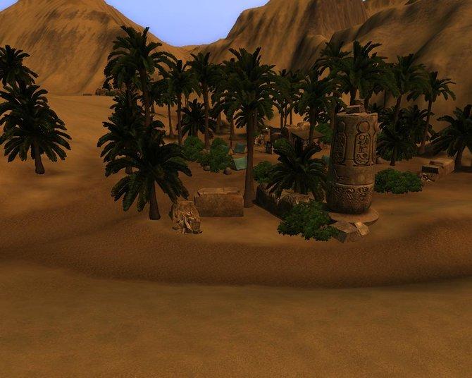 In den Wüsten Ägyptens dürft ihr euch nicht mit einem entspannenden ...