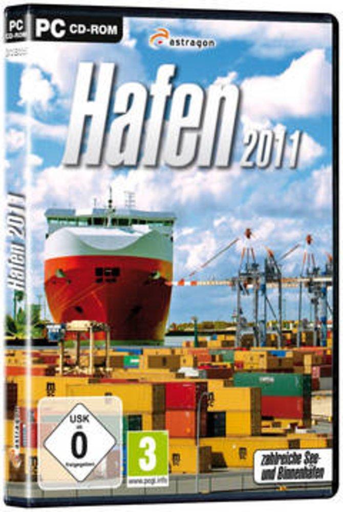 Hafen 2011: Die Hülle zeigt schon, dass ihr hier Einiges zu tun habt.