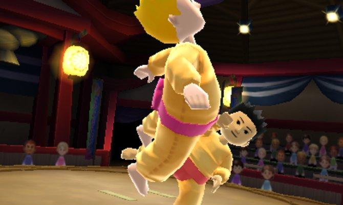 Deca Sports Extreme: Beim Wrestling siegt nunmal der Stärkere.