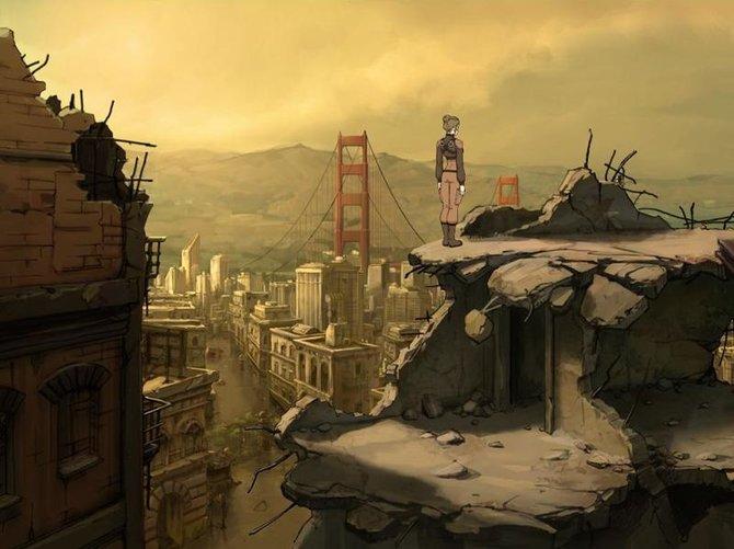 Die Klimakatastrophe hat selbst vor San Francisco nicht Halt gemacht.