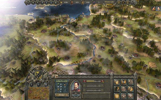 Wenn ihr weit genug heraus zoomt, sieht Reign - Conflict of Nations recht hübsch aus.