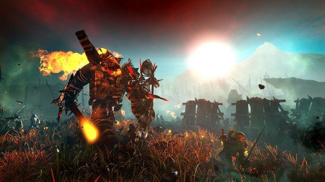 Witcher 2 sieht großartig aus und will mit riesigen Schlachten punkten.