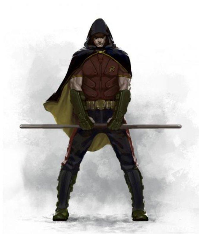 Robin - Mehr Mann als Jüngchen