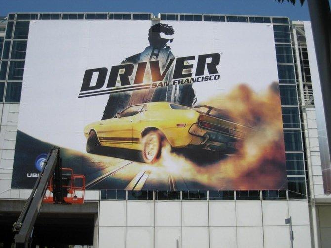 Driver erneut in San Francisco!