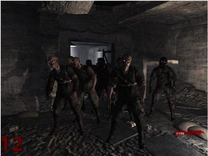 Call of Duty 5 - World at War: Zombie Verrückt