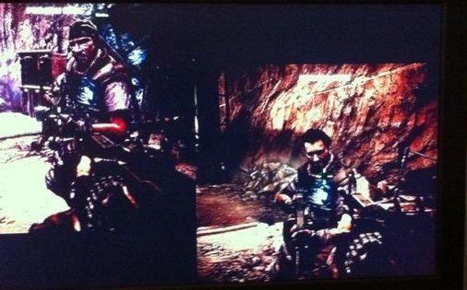 So sieht wohl der Splitscreen in Killzone 3 aus