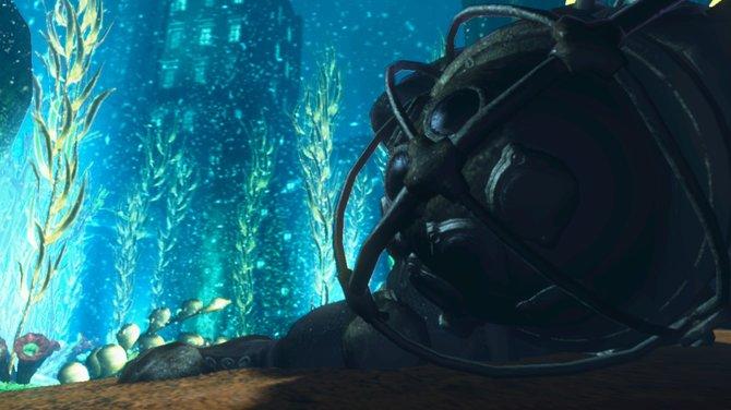 Eine schöne Unterwasserwelt wartet auf Euch...