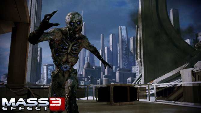 Mass Effect 3 - Angriff auf die Erde.