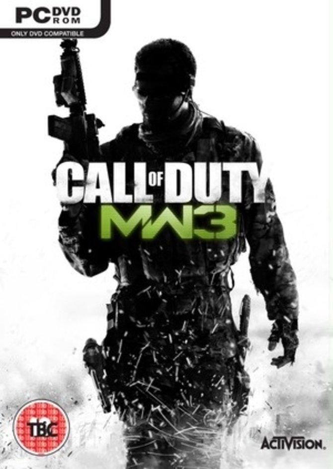 Das vermeintliche Cover von Modern Warfare 3?