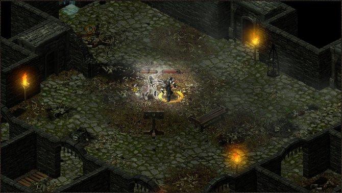 Hellbreed hat für ein Browser-Spiel ganz ansehnliche Grafiken.