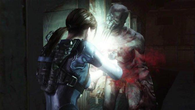 Mit Resident Evil Revelations, Tekken 3D ...