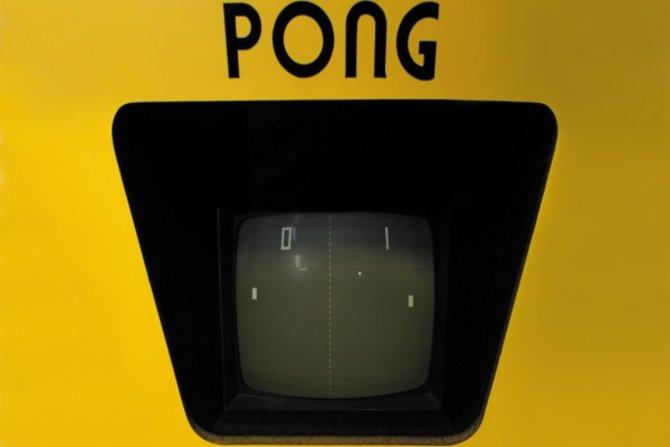 """Dieses Mal beschäftigen wir uns bei """"Wahr oder falsch?"""" mit dem altbekannten Klassiker Pong."""
