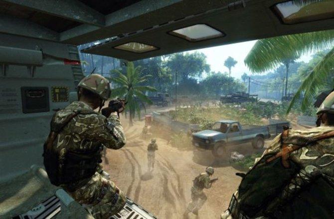 Zu Beginn des Spiels sorgen Kämpfe gegen die ...