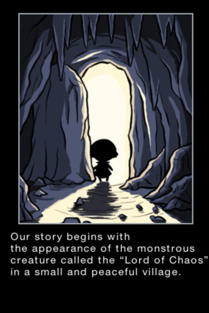 Mit einem kleinen Comic führt euch das Spiel in die Geschichte ein.