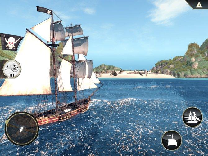 Ubisoft Paris entwickelt speziell für iOS und Android ein Assassin's Creed für unterwegs.