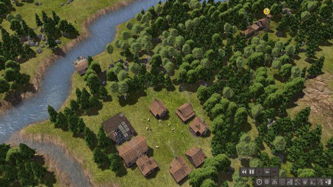 In Banished errichten eure verbannten Bewohner ein bewohnbares Kleinod inmitten der Natur.