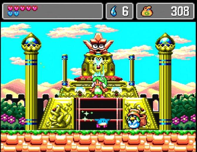 Sieht das nicht herrlich aus? Solche Pixelpracht war auf dem Mega Drive damals möglich.