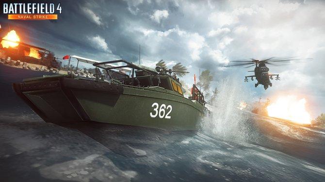 """Im Zusatzinhalt """"Naval Strike"""" wird vor allem der Seekampf in den Vordergrund gerückt."""