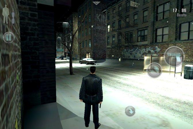 Max Payne kehrt kurz vor Teil 3 nochmal zurück zu seinen Wurzeln.