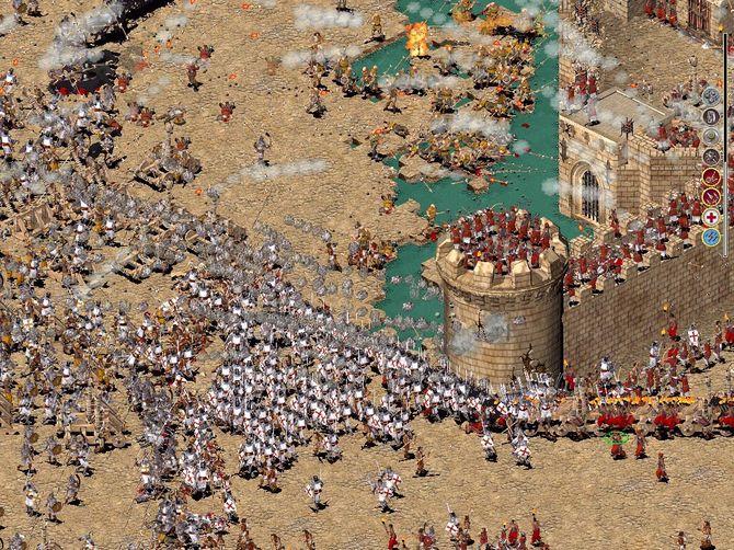 Stronghold Crusader Extreme Bild 1 Stronghold Crusader Extreme Bild 2. naus