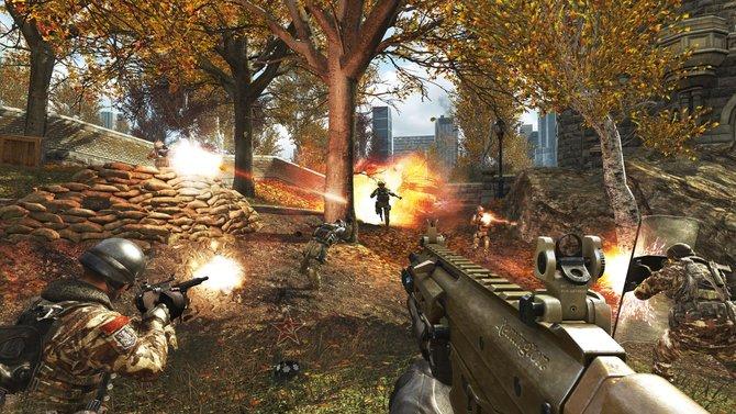 Für Modern Warfare 3 stehen zwei neue Mehrspieler-Karten zur Verfügung.