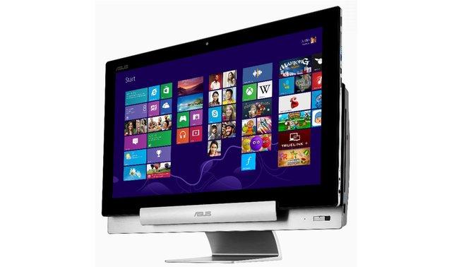 Asus' Transformer AiO ist eine Mischung aus All-in-One-PC und Riesen-Tablet