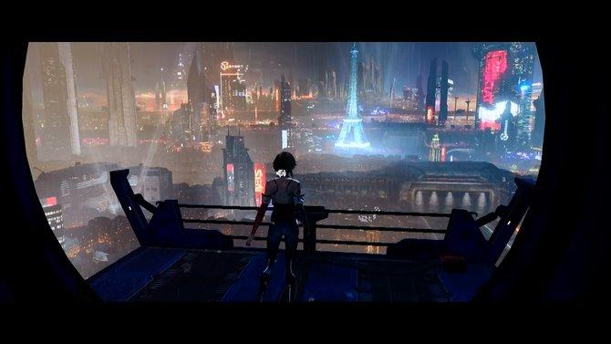 So könnte Paris im Jahre 2084 aussehen.