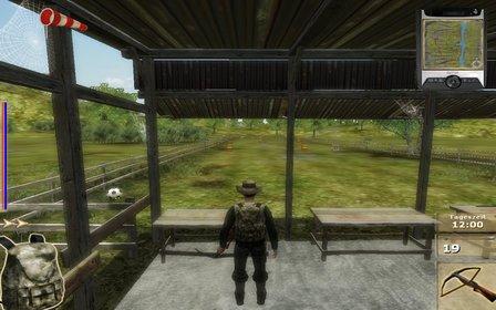 Der 3D Jagdsimulator macht euch zum virtuellen Großwildjäger.