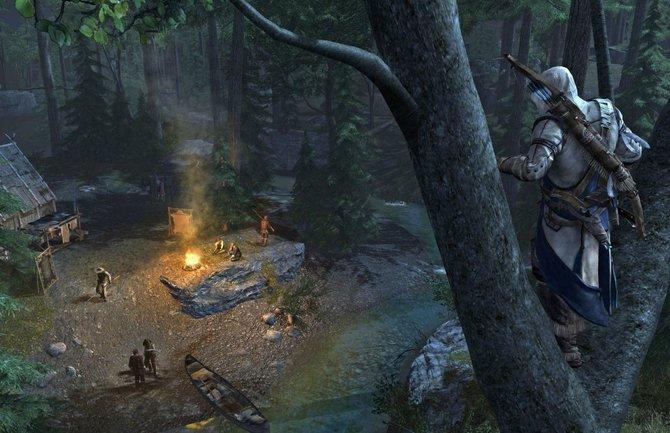 Mittlerweile haben einige neue Bilder zu Assassin's Creed 3 den Weg ins Internet gefunden.