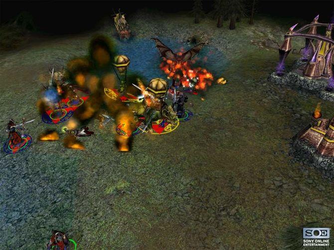 Вероятно, вы слышали, что Lords of Everquest основан на популярной сетевой