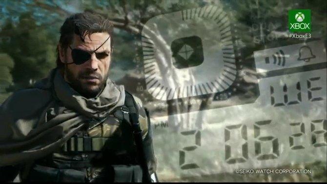 Microsoft beginnt die E3 2013 mit Metal Gear Solid 5.