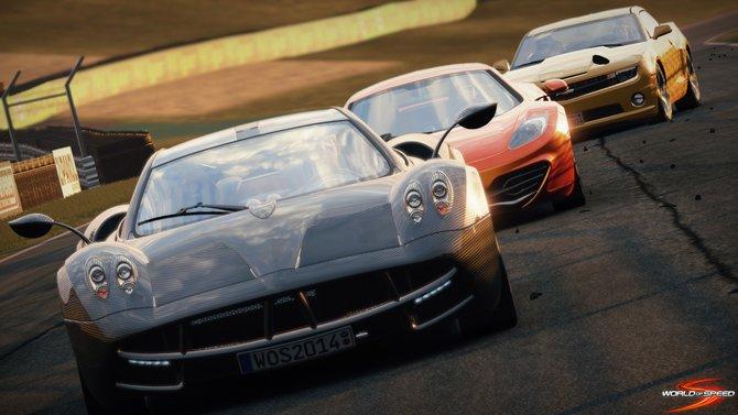 World of Speed bietet Mehrspieler-Rennen Online. Der Zusammenhalt der Fahrergruppen spielt eine große Rolle.