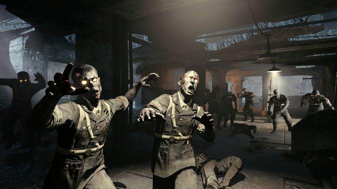 Viele Zombies bedeutet in der Regel viel Geballer (Bild aus Call of Duty Black Ops 2).
