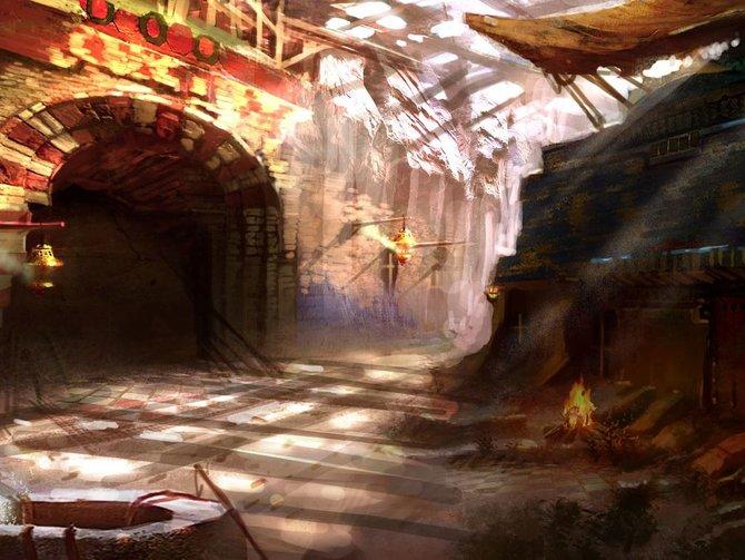 Wen Kratos wohl hier umhauen darf?