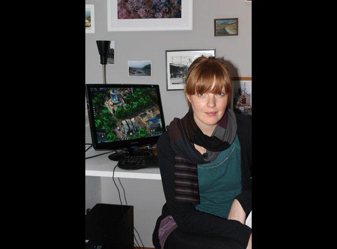 Miriam Gretenkort stellt Anno 2070 vor. spieletipps-Redakteurin Anne Queißer testet ...