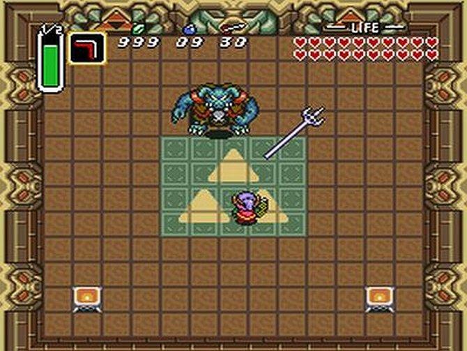 The Legend of Zelda: A Link to the Past gehört zu den beliebtesten Action-Adventures für das Super Nintendo.