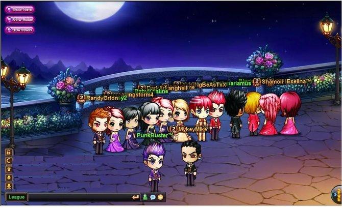 Sternenhimmel, eine nette Gemeinschaft - romantisch, nicht wahr?
